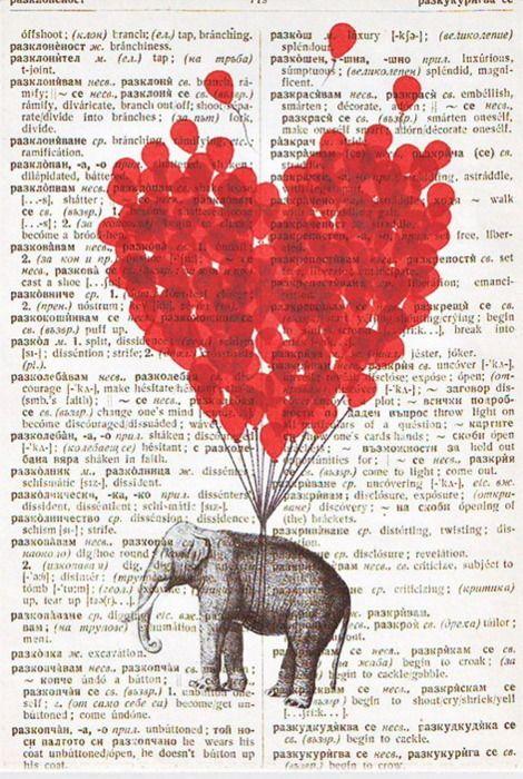 elefante. | Inspiration: Januaury 2012 | Pinterest | Elefantes ...
