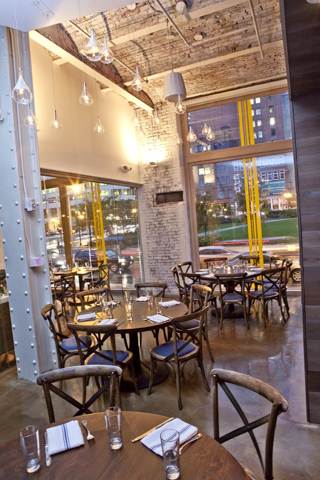 The Private Dining Room Facing The Greenway  Space  Pinterest Fascinating Private Dining Rooms Boston Decorating Design