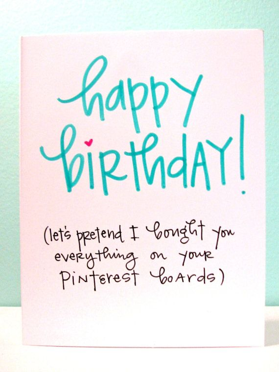 Happy birthday pinterest lover gift card holder gifts for the happy birthday pinterest lover gift card holder bookmarktalkfo Images