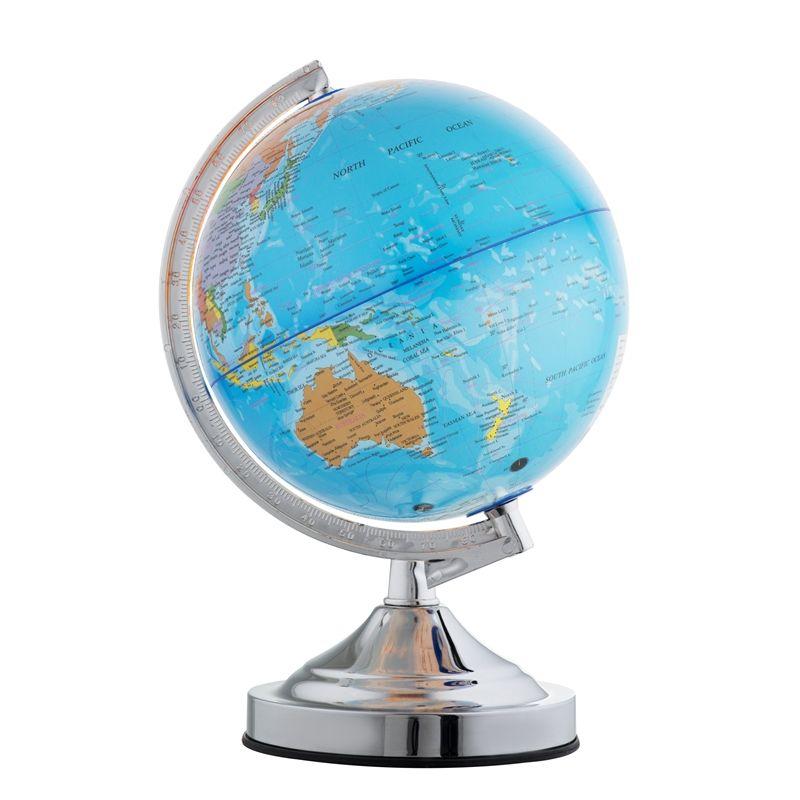 Verve World Globe Table Lamp Touch Boys Room Ideas World Globes