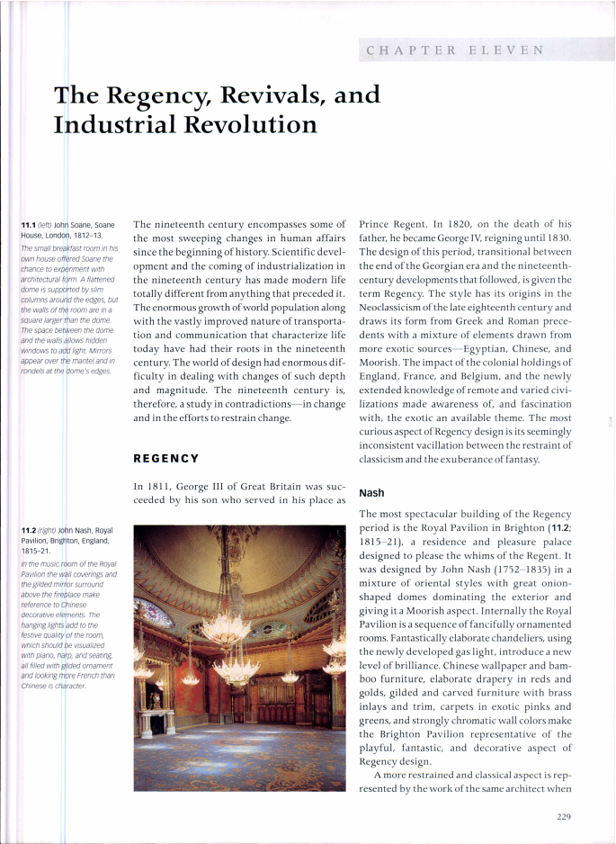 John Pile Interior Design History