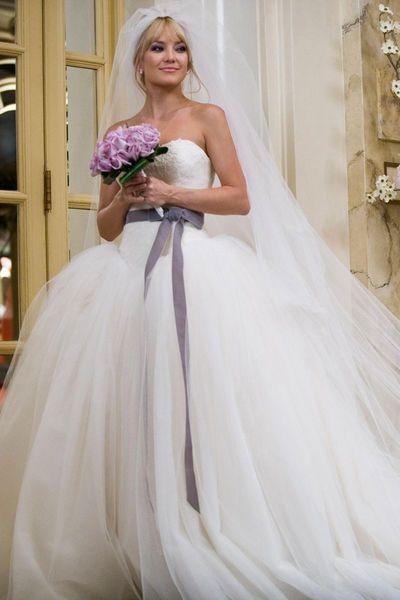 Hochzeitskleider aus Film und Fernsehen: Von \