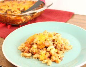 Deliciously Meaty Macaroni Beef Casserole | RecipeLion.com
