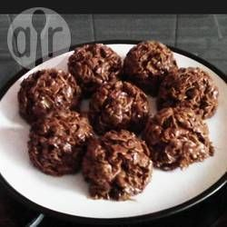 Cocoa Powder Chocolate Cornflake Cakes