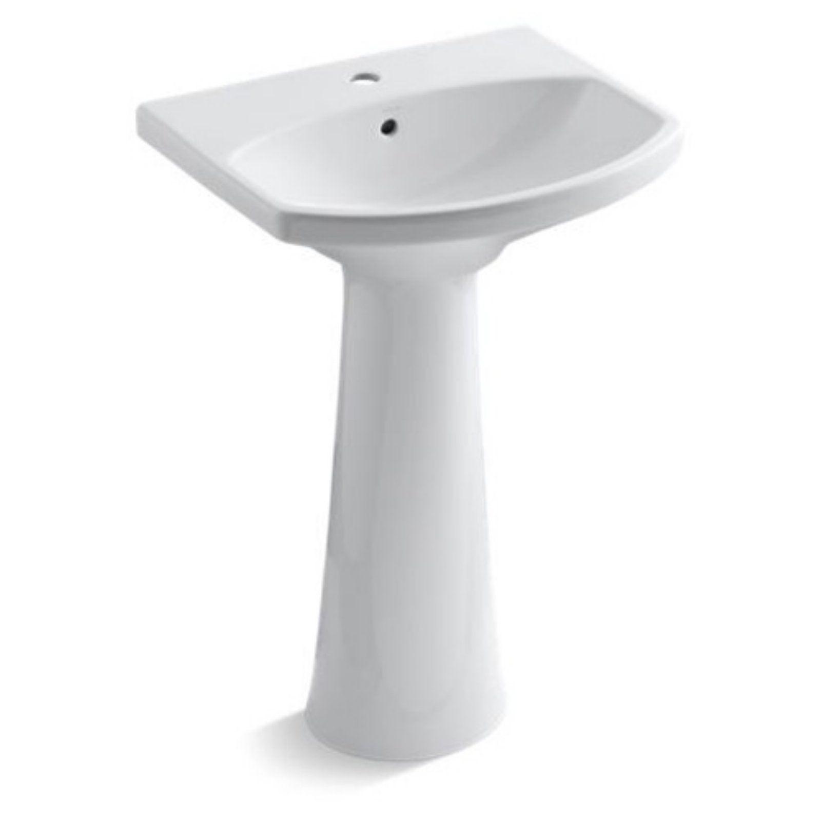 Kohler Cimarron Koh2362 Pedestal Bathroom Sink Kohler Cimarron