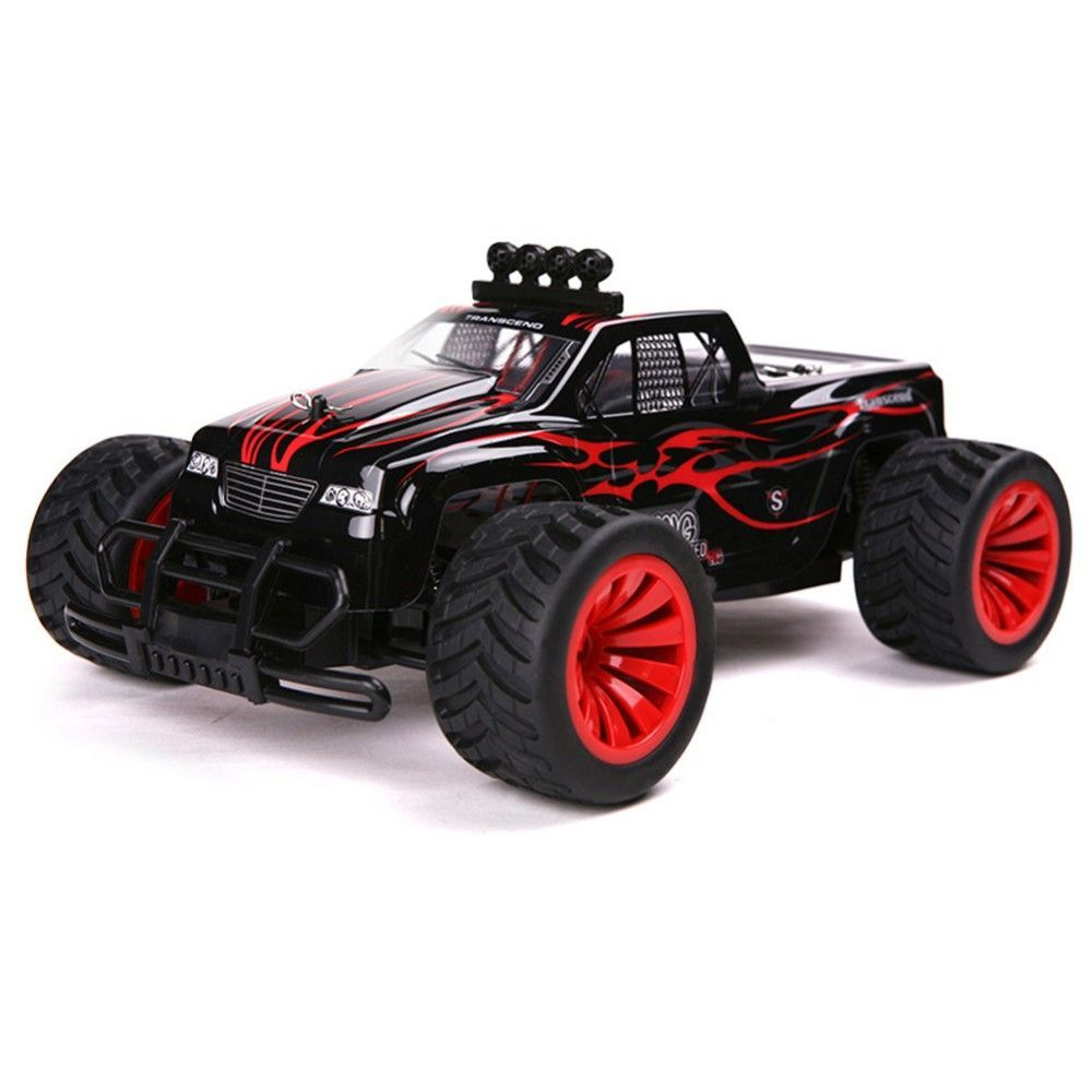 RC Car G High Speed Car Monster Truck Radio Control Buggy - Custom vinyl decals for rc carsimages of cars painted with flames true fire flames on rc car