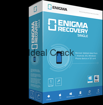 Enigma Recovery 1 7 0 0  License key + Crack With Activation Code