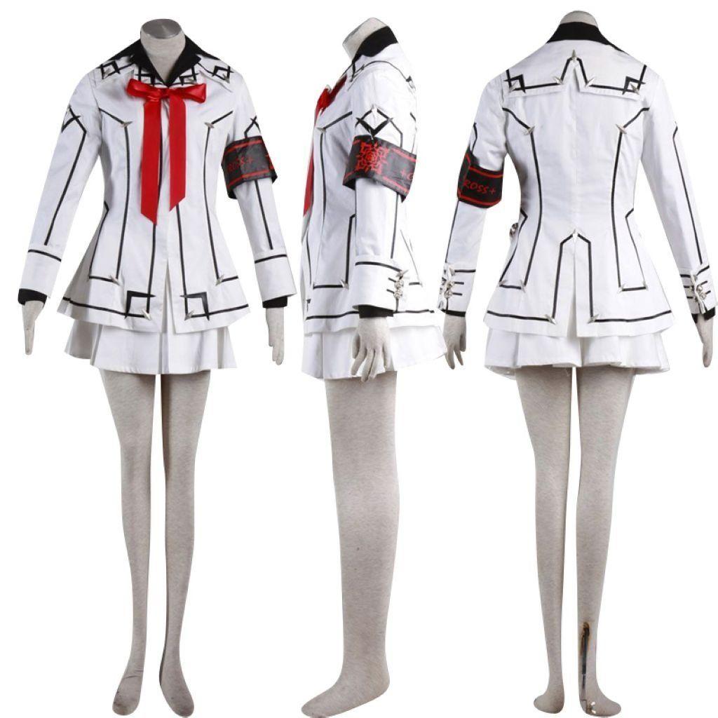 Amazon.com: Vampire Knight Cosplay Costume - Cross Academy Night Class Female X-Large: Toys & Games