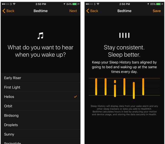 Cara Menggunakan Fitur Bedtime Di App Clock Ios 10 Dengan Mudah Http Situsiphone Com Cara Menggunakan Fitur Bedtime Di A Ios Belajar Bahasa Inggris Belajar