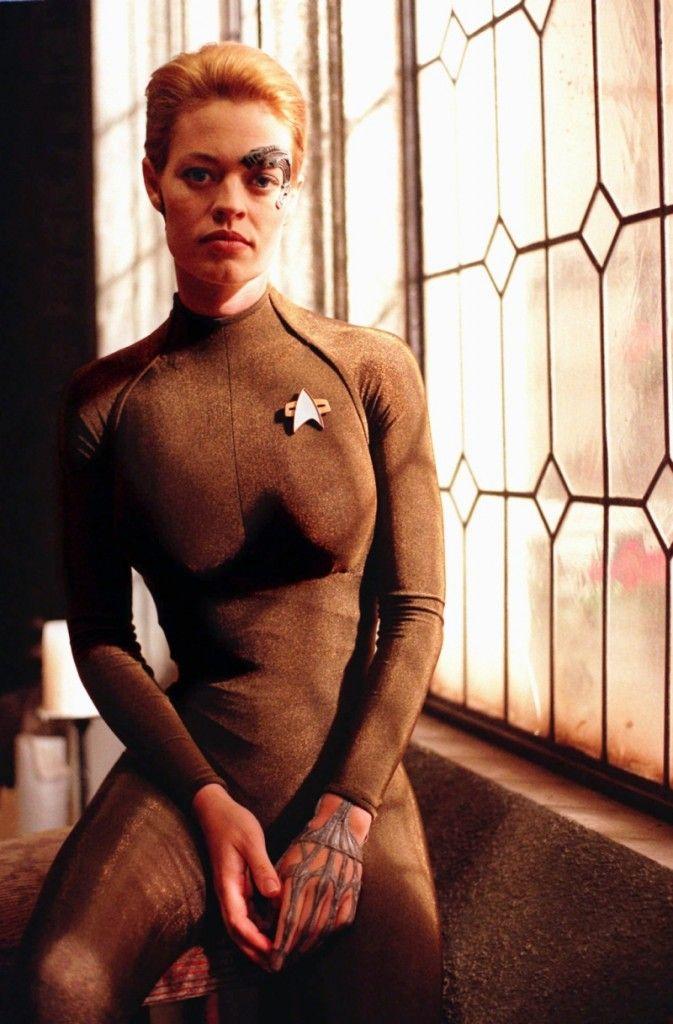Seven Of Nine Star Trek Voyager Star Trek Movies Star Trek
