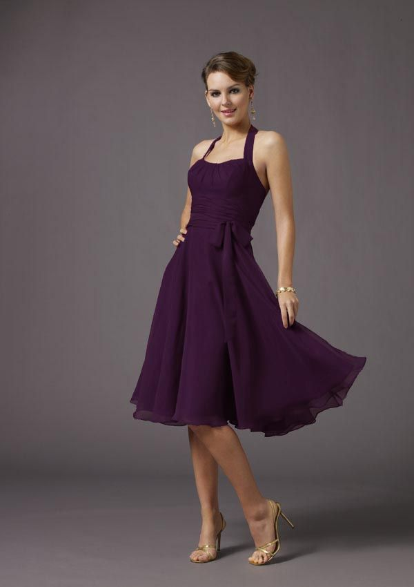 AFFAIRS By Mori Lee Style 732, shown in Eggplant | Plum Wedding ...