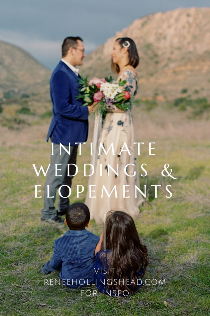 Intimate Weddings & Elopements with Destination Film
