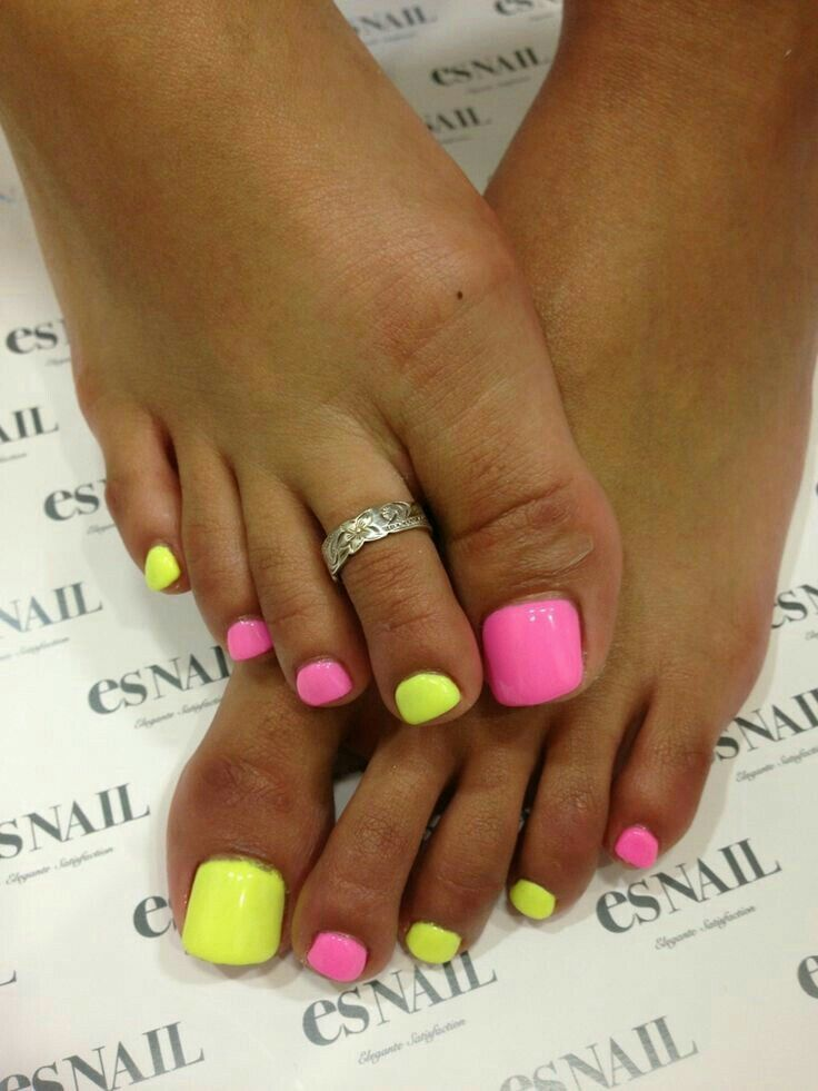 Pin by Robyn Taylor on nail art ideas | Pinterest | Pedicures, Toe ...