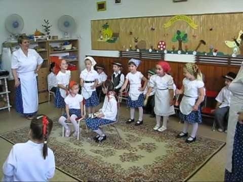 Óvodai ballagás és évzáró ünnepség 2011. Ugod