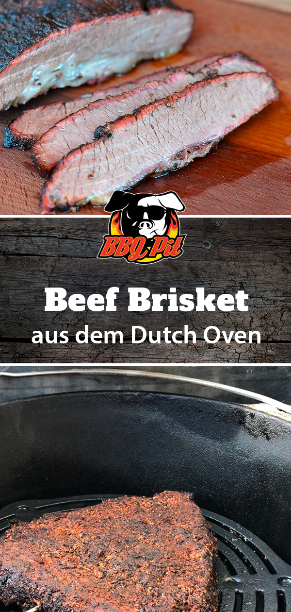 Photo of Beef brisket from the Dutch Oven
