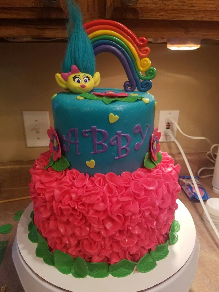 Decorating For A Party trolls birthday party ideas   polka dot cakes, dot cakes and birthdays