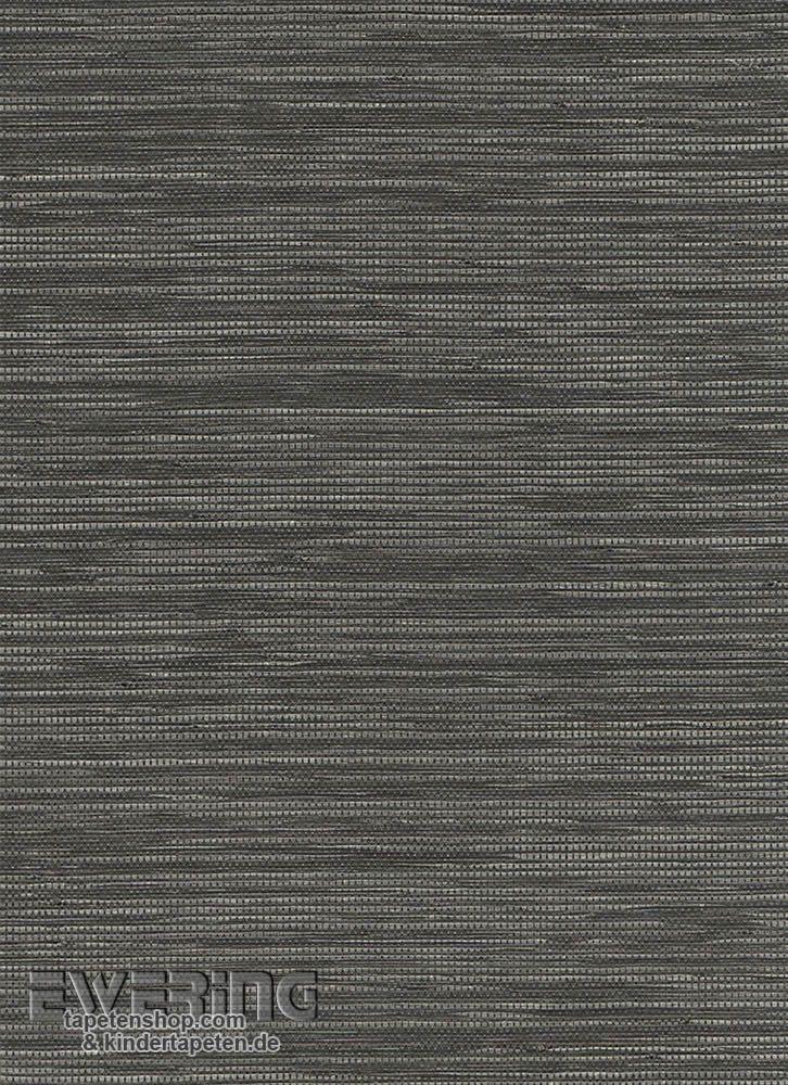 rasch textil vista 5 23 213774 raffia tapete struktur dunkel grau vista 5 von rasch textil. Black Bedroom Furniture Sets. Home Design Ideas