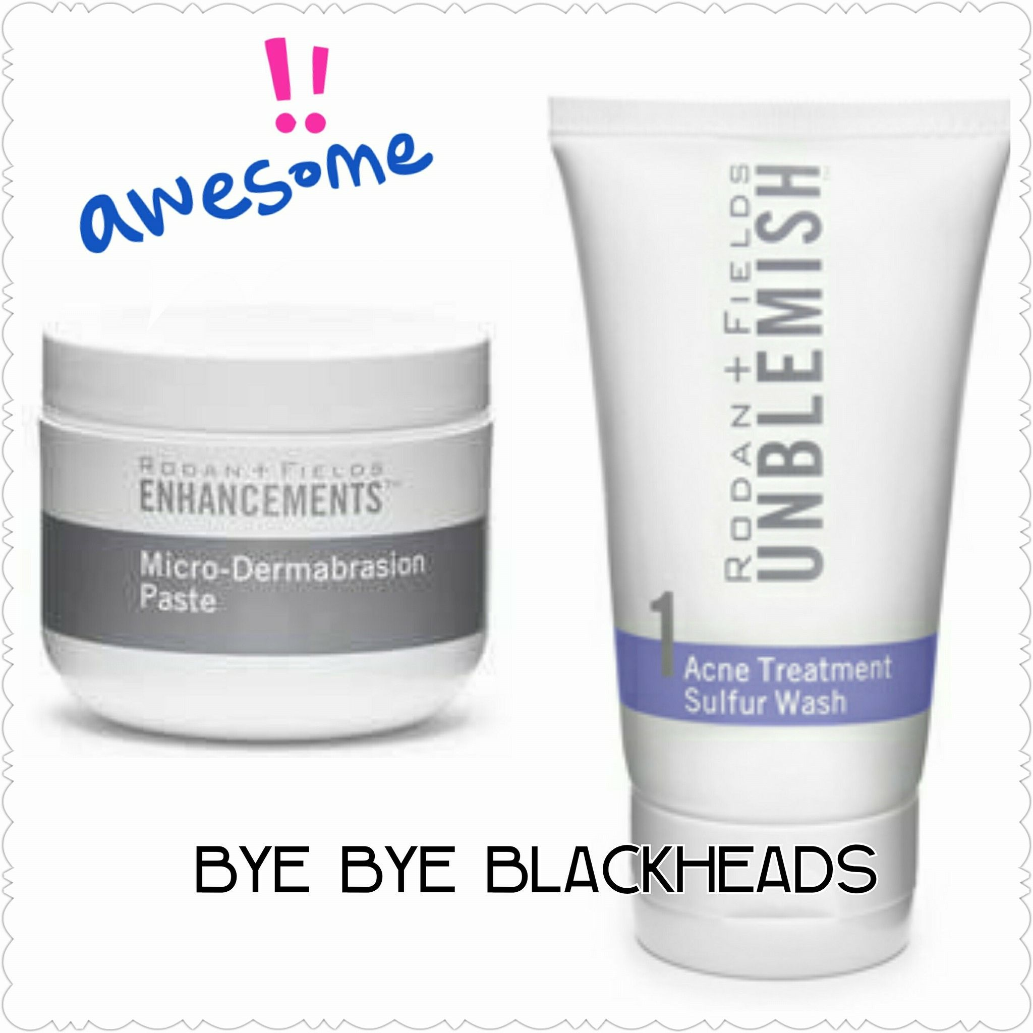 Having trouble with blackheads? I know, gross right? Well I have the solution for you straight from one of our on-call nurses!