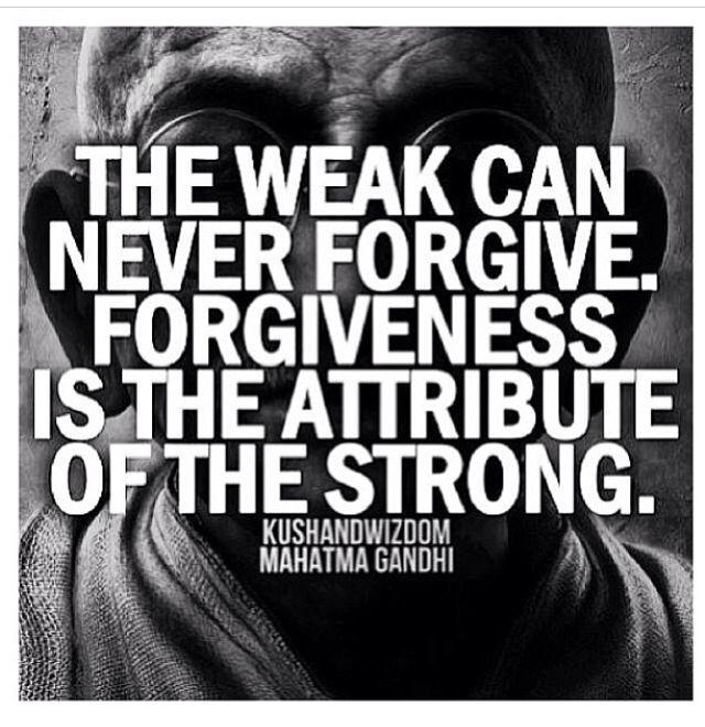 Never weak