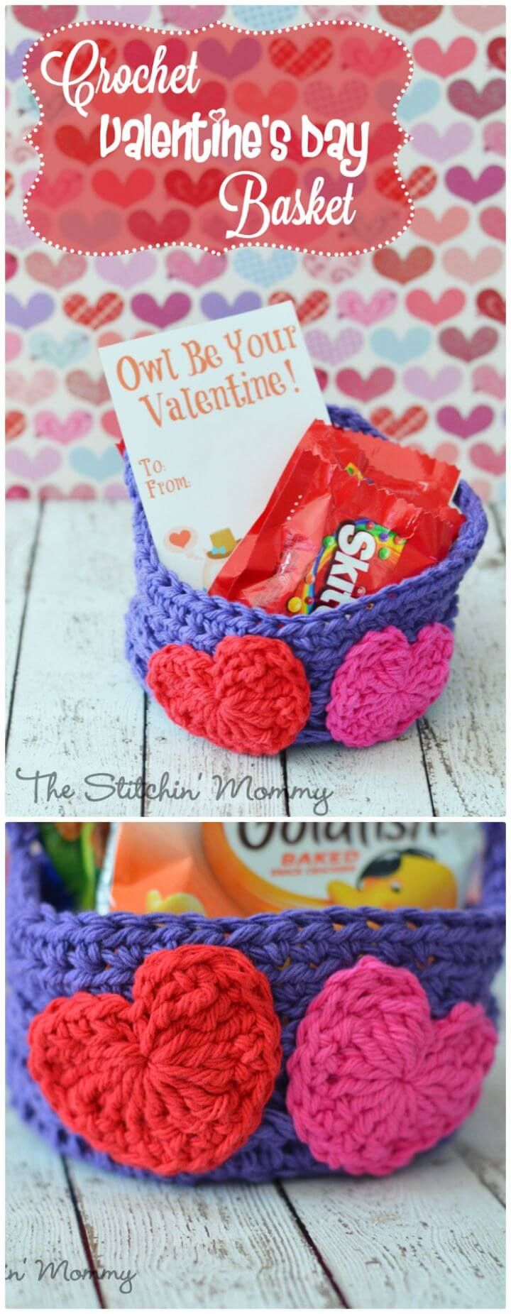 94 Free Crochet Patterns For Valentines Day Gifts Free Crochet