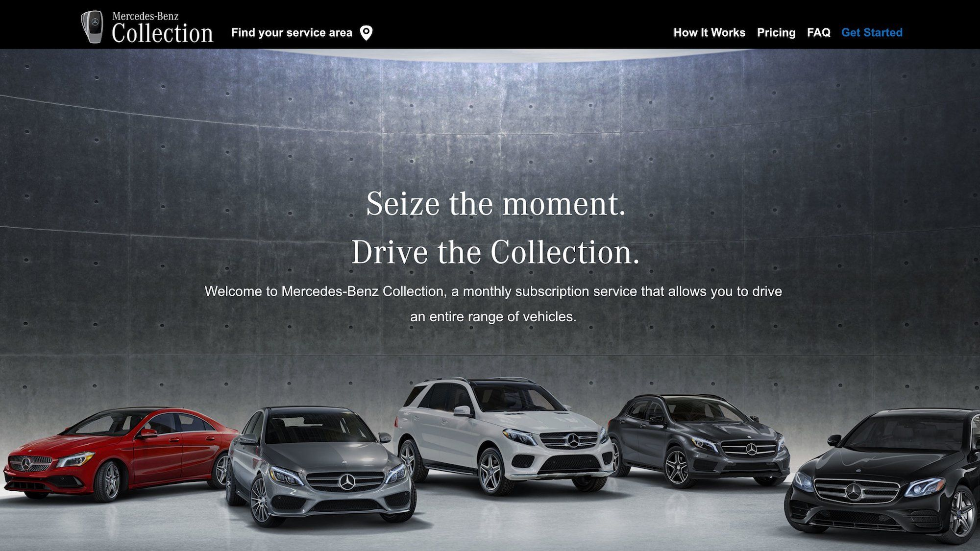Mercedes Benz Car Subscription Launches For 1 095 A Month Mercedes Mercedes Benz Benz