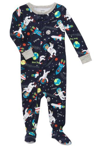 ed50938ec Carter s Boys 12-24 Months Space Dog Cotton Sleeper « Clothing ...