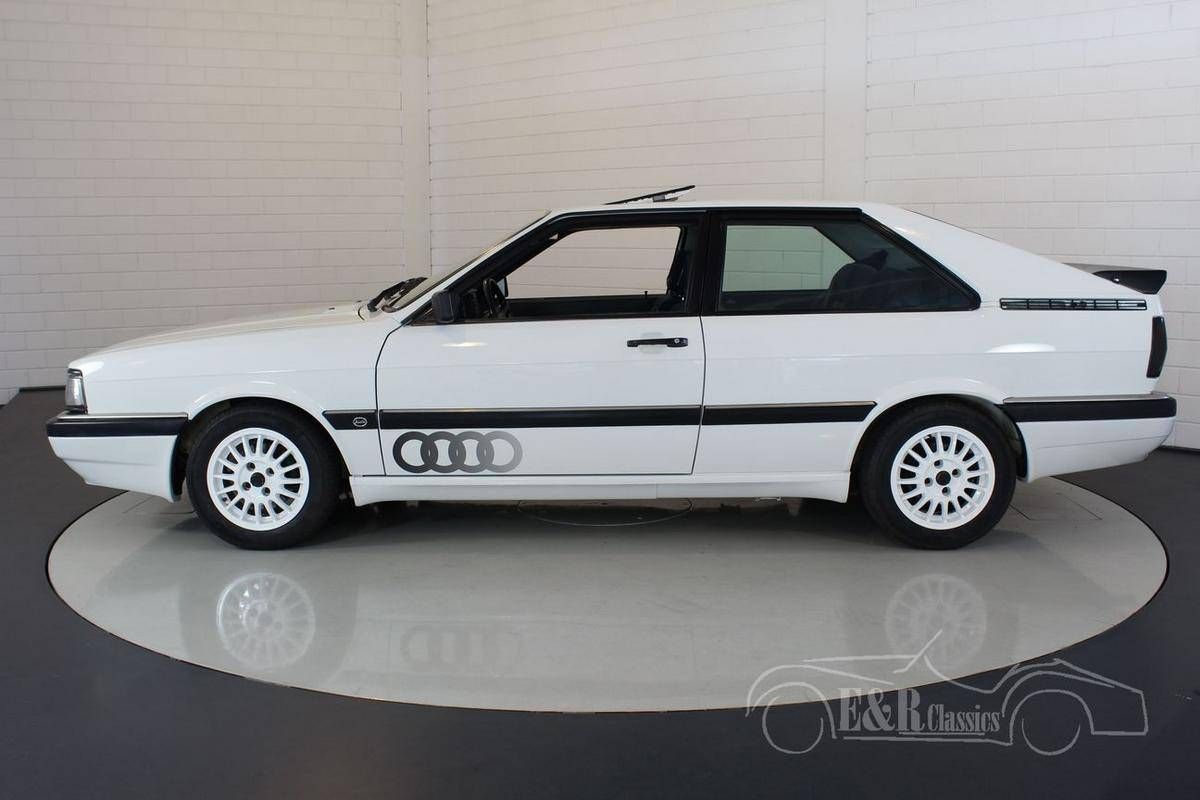1986 Audi Coupe Gt 2 2ltr 5 Cylinder Audi Coupe Audi Coupe