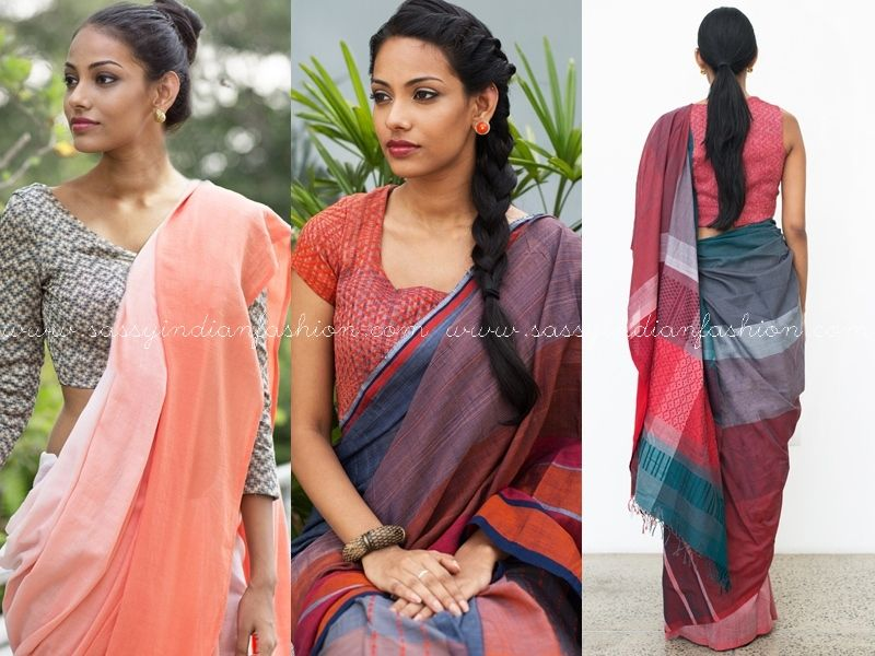 6 Tips To Look Stylish In Formal Office Wear Sarees Keep Me Stylish Saree Formal Saree Saree Blouse Neck Designs