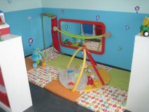 Assistante maternelle chambre des bebes pinterest - Jeux de rangement dans la maison ...