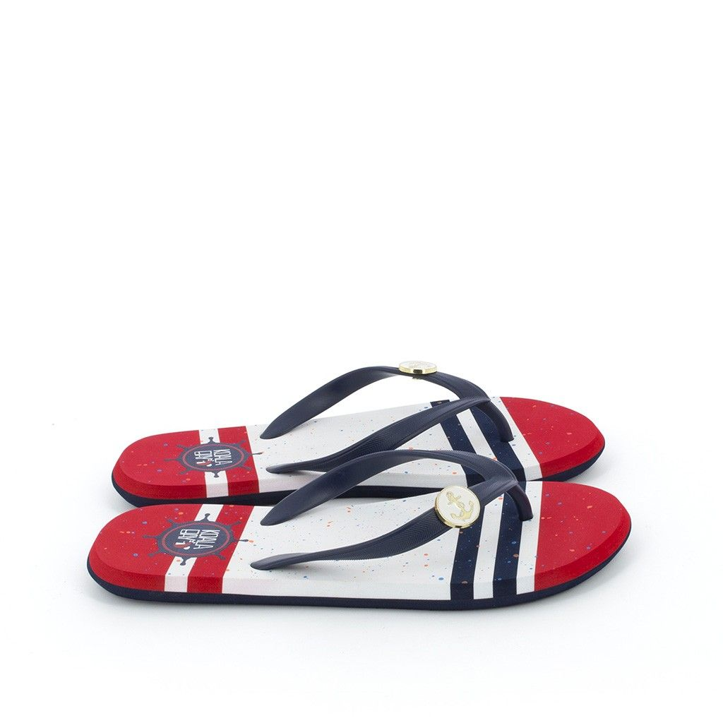 hot sale huge selection of speical offer Chancla dedo Cannes Mujer Blanco Koala Bay | Rubber slippers, Mens ...