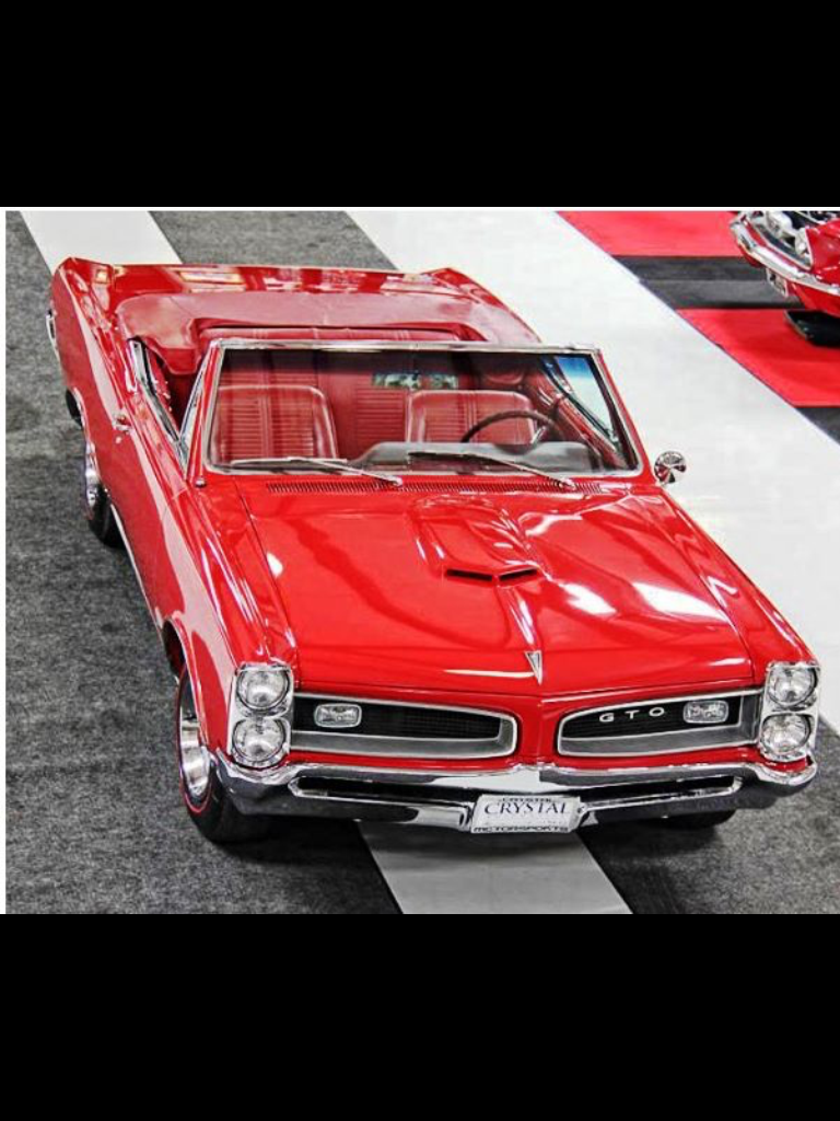 1967 Gto Muscle Cars For Sale Pontiac Gto Classic Cars