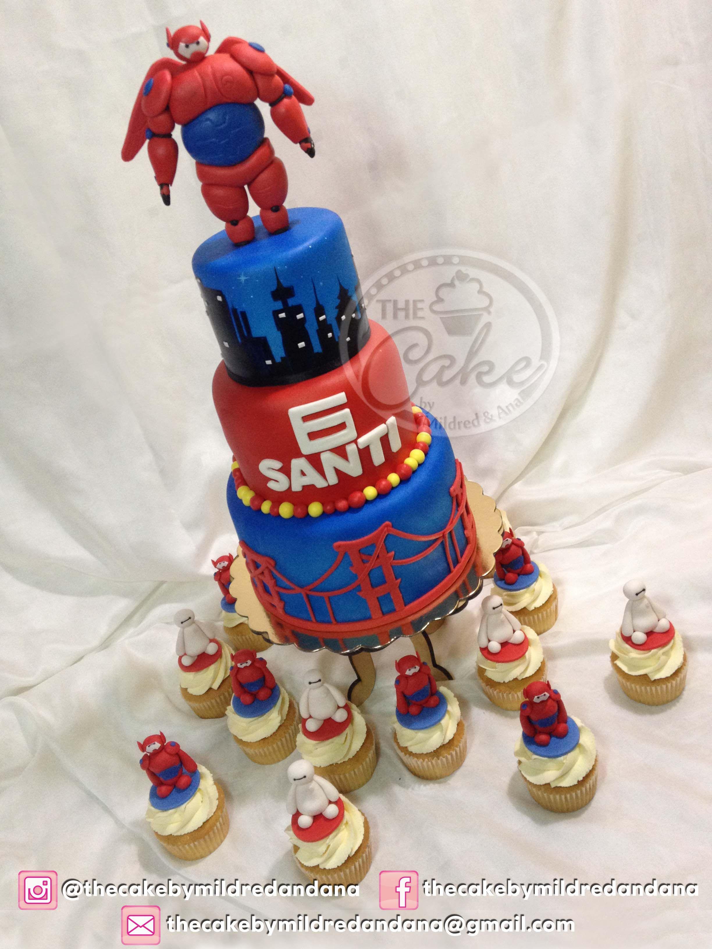 Big Hero Cake - Puerto Ordaz/Venezuela