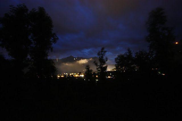 Johannifeuer - Bergfeuer rund um Garmisch-Partenkirchen und Grainau am Vorabend des 24. Juni