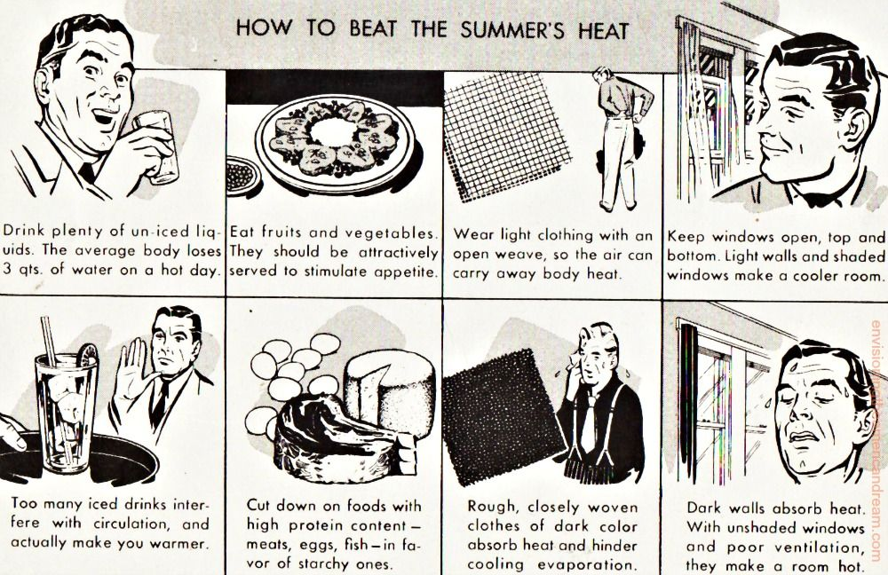 Tips To Beat Summers Heat With Images World Book Encyclopedia