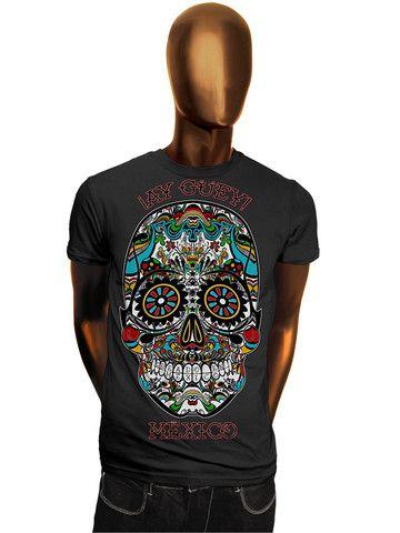 CALAVERAS – ¡Ay Güey! USA   T-Shirts   Shirts, T shirt 48a332df32
