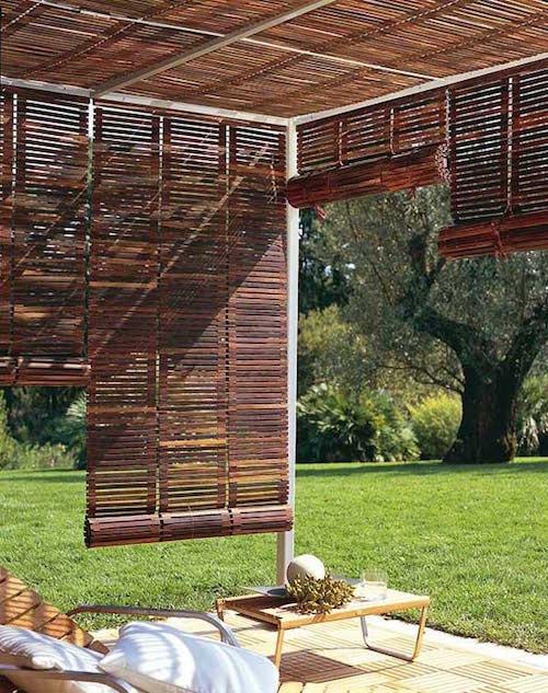 16 Idees Magnifiques Pour Faire De L Ombre Sur Votre Terrasse Facilement Jardin Belvedere Patio Pergola Et Terrasse Arriere