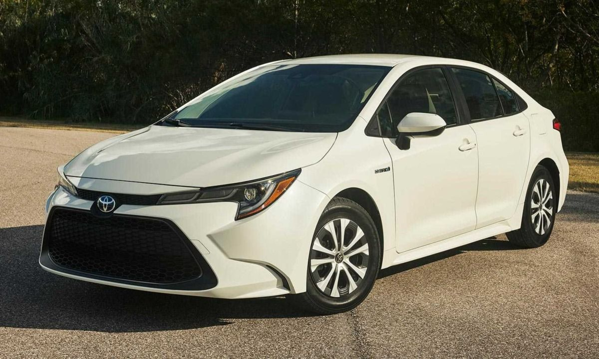 2020 Toyota Prius Expectedly Toyota Revealed A Hybrid Version Of