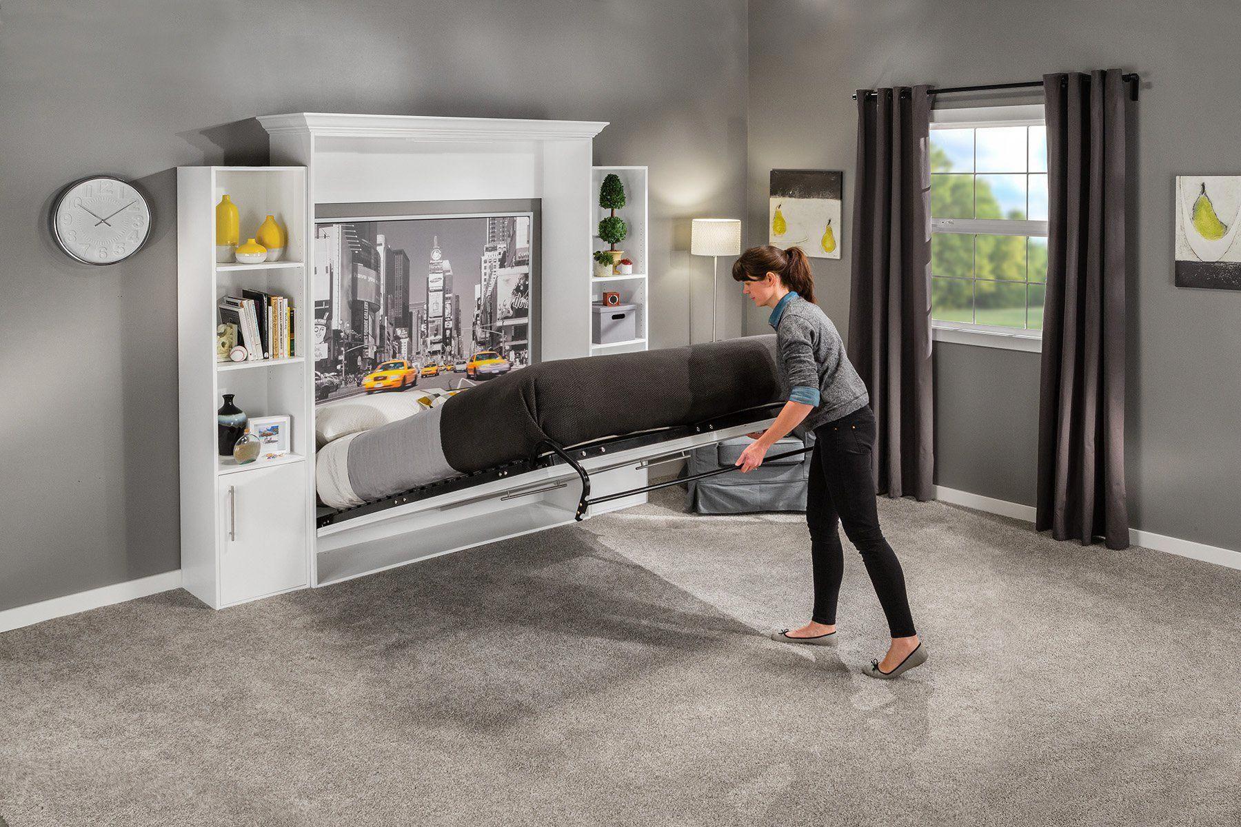 Pin on Murphy bed ideas Ikea