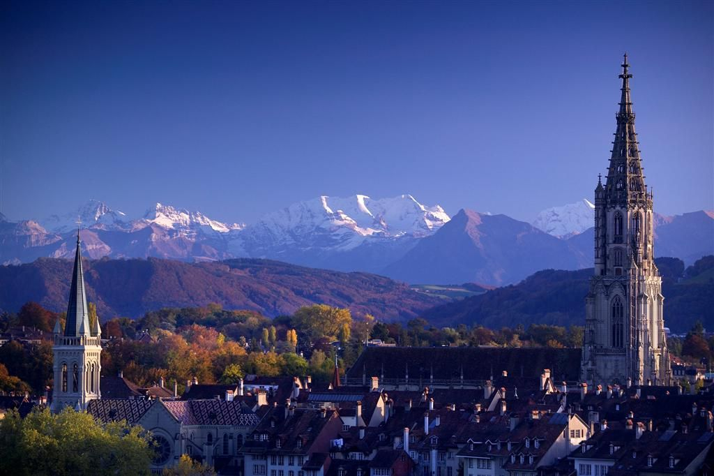 switz is the most beautiful country, need to see bern