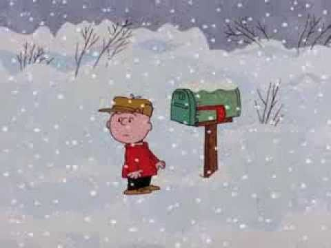 Youtube Charlie Brown Christmas.A Charlie Brown Christmas Song Christmas Time Is Here With