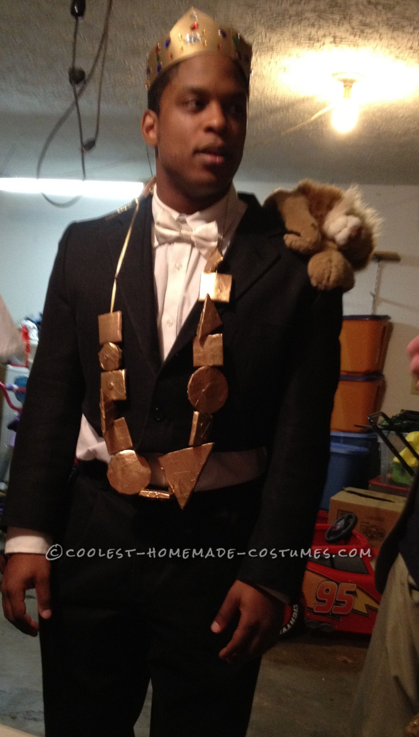 Cheap and Funny Akeem Costume from Coming to America | Costumes ...