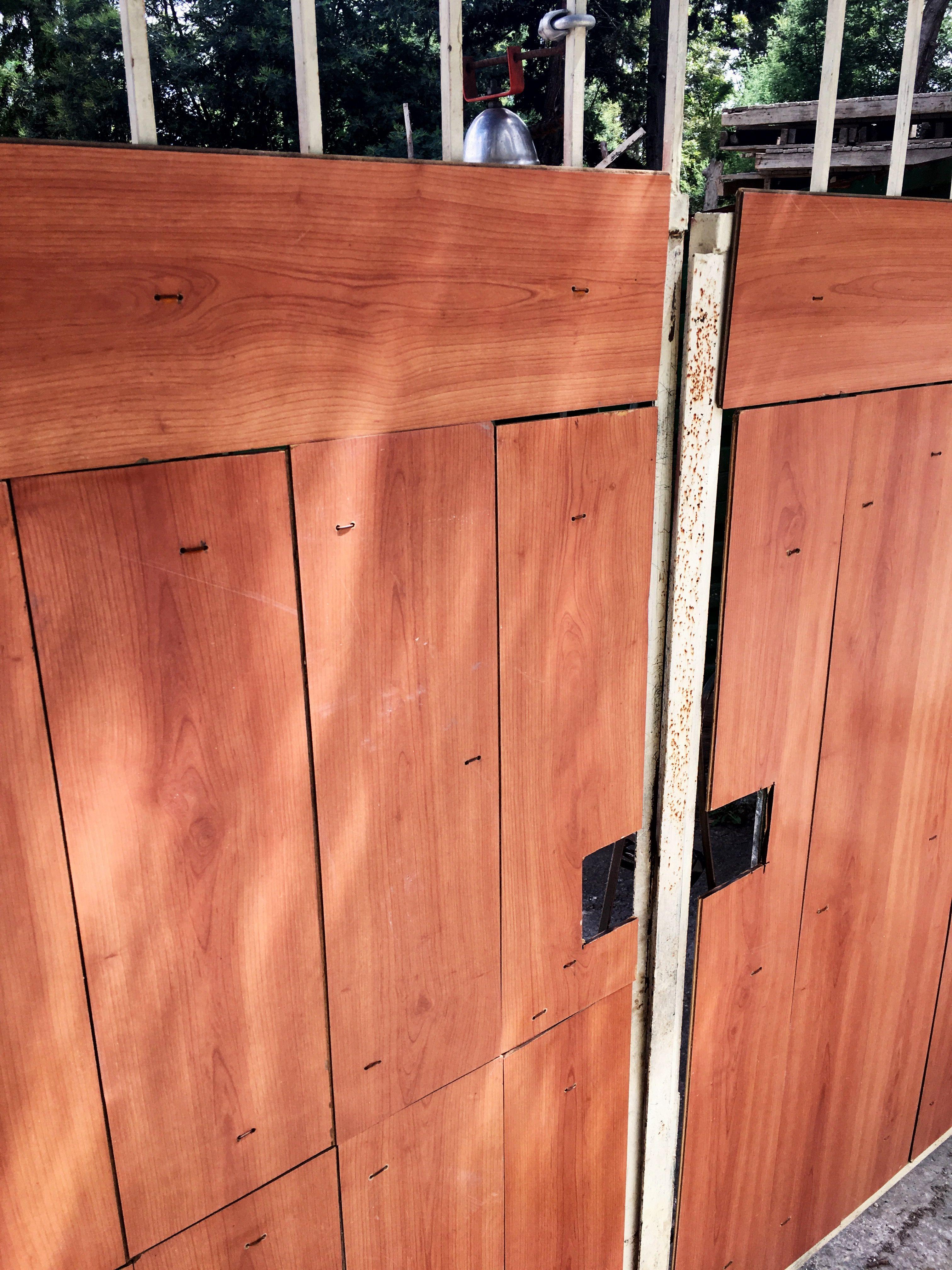 Laminate Flooring For Outdoor Gate