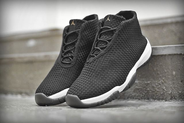 nike air jordan future all black