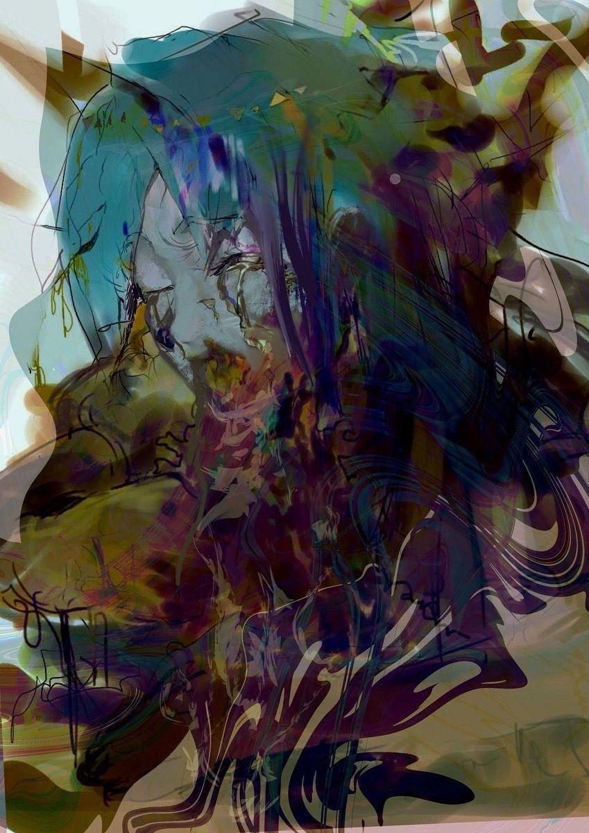 Pin by TT on houseki no kuni Art, Anime art, Painting