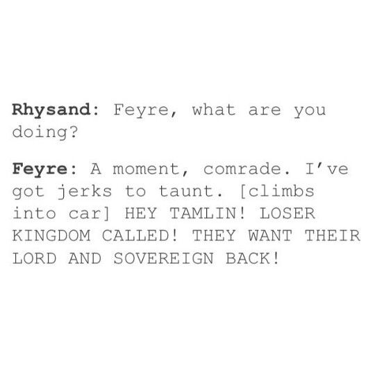 Rhysand And Feyre Are Too Good To Just Be Goals Sarah J Maas