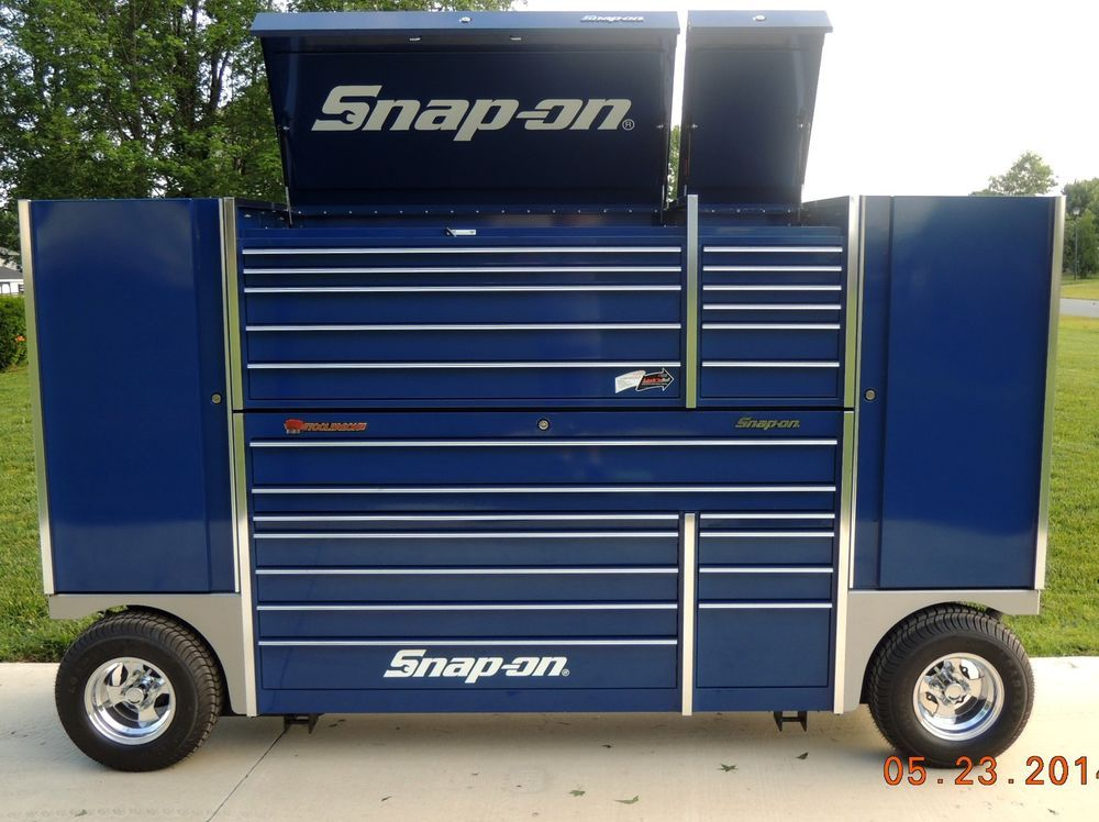 Tool Box Chest Pit Wagon