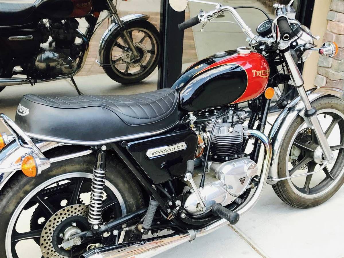 1978 Triumph Bonneville 750 For Sale Via Rocker Co Classic Motorcycles Classic Bikes Brat Bike [ 900 x 1200 Pixel ]