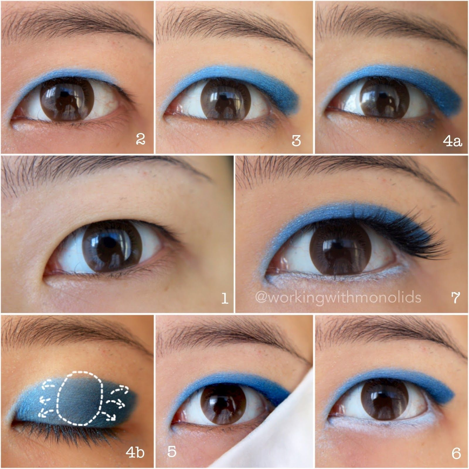 Tips And Tricks For Healthy Youthful Skin Eye makeup art