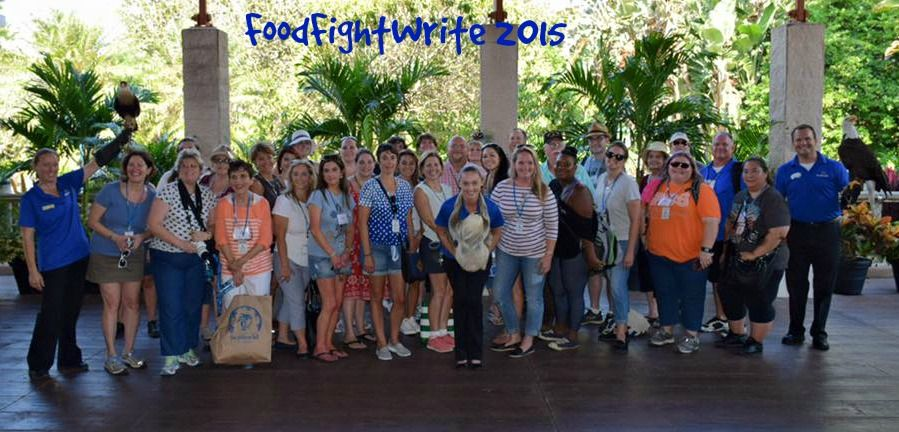 FoodFightWrite Blogger's Summit at the 2015 World Food Championships