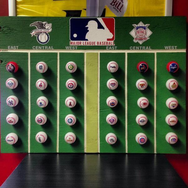 Twitter Headrushc Bryan S Handmade Mlb Baseball Crafty Gifts Handmade Crafts To Do